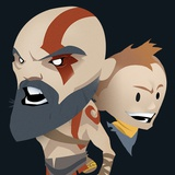 God of War Stickers