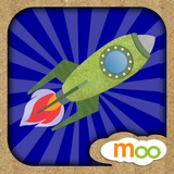 Rocket and Airplane : Puzzles, Games and Activities for Toddlers and Preschool Kids by Moo Moo Lab