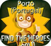 Find the Heroes World - Porto