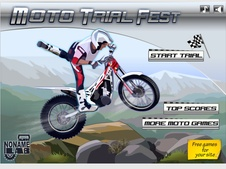 Festival motorcycle trials