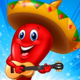 Salsa Swap - match spanish candy puzzle game