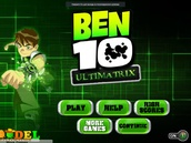 Ben10 enter the matrix