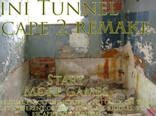 Mini Tunnel Escape 2 Remake