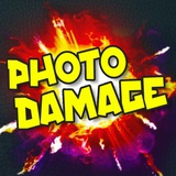 Damage Photo Editor - Prank Effects Camera & Hilarious Sticker Booth