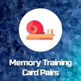 Memory Training - Card Pairs