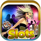 80's Disco Funky Rock Club Party Slots