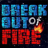 Breakout of fire - Arkanoid game