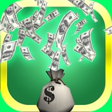 Rainy PayDay - Play a Free Money Game Where You Must Be Quick to Get Filthy Rich! Slide Your Magical Money Bag and Grab the Most 100 Dollar Bills Fast Before They Make It Into the Street!