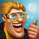 Speedy Scuba Steve : A Perilous Swimming Side Scroller!