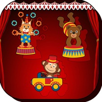 Animals Circus Puzzle Game
