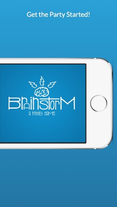 Brainstorm - a party game