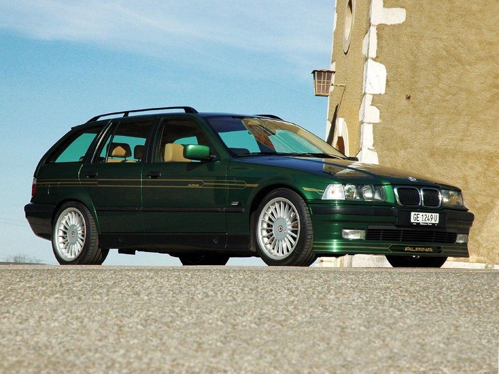 Alpina B8 E36 On Chedot