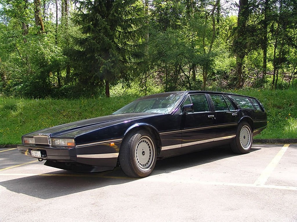 Aston Martin Lagonda On Chedot