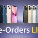 iPhone 13, iPhone 13 Mini, iPhone 13 Pro, and iPhone 13 Pro Max Now Available for Pre-Order