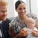 Meghan Markle, Prince Harry's son Archie, 1, is 'just about walking', royal expert says