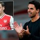 Arsenal boss Mikel Arteta offers a blunt assessment on why Mesut Ozil's exile continued