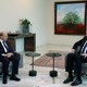Businessman Mikati, set to be named premier, meets Lebanese president
