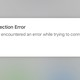 iCloud Down for Many Users, Causing 'The Application You Have Selected Does Not Exist' Error