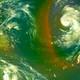 Hurricane Epsilon Makes a 'Wobbly' Northwest Turn in the Atlantic