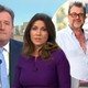 Susanna Reid and Piers Morgan pay tribute to Kate Garraway's husband Derek Draper