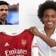 Mikel Arteta hails versatility of new signing Willian as he kick-starts his Arsenal shake-up
