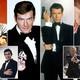 We weren't expecting that, Mr Bond! Survey reveals Britons' favourite 007 actors